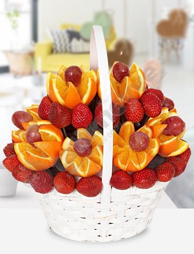 Rose Garden- Meyve Sepeti