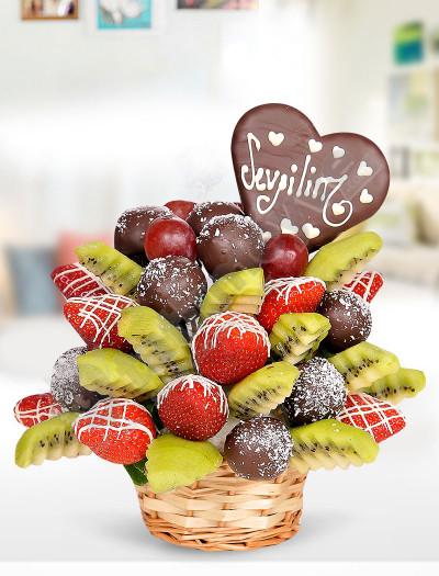 Sevgilim Meyve Sepeti
