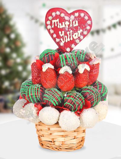 Small Basket Meyve Sepeti