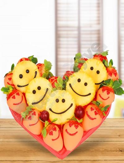 Smiling Daisy Meyve Sepeti