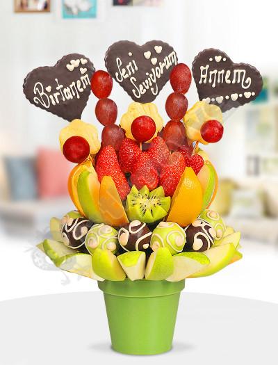 Sweet Basket Meyve Sepeti