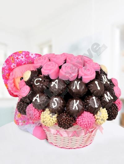 Sweet Happiness Kek Sepeti