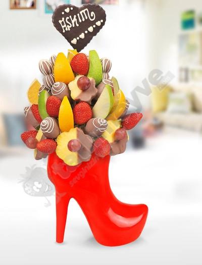 Sweet Shoes Meyve Sepeti