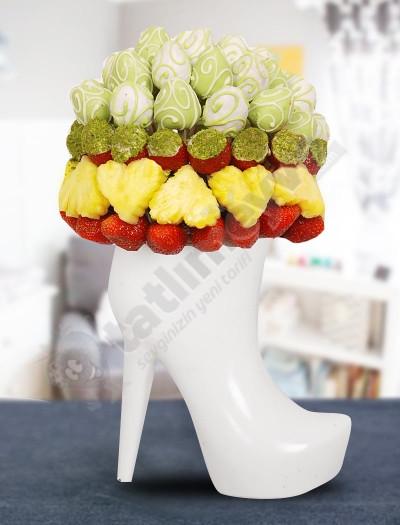 Sweet Woman Meyve Çiçekleri