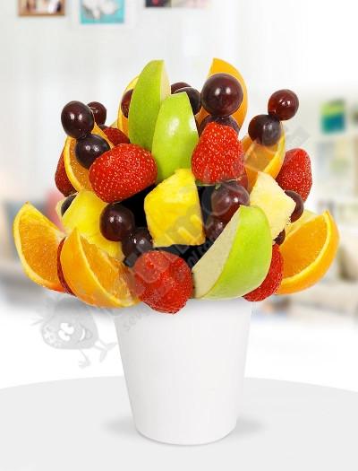 Tatlı Meyve Şöleni Meyve Sepeti