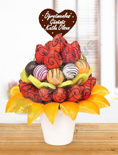 Teacher Love Meyve Çiçeği