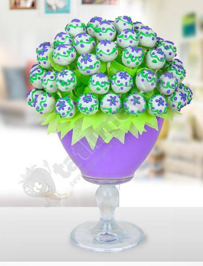 Violet Truffle Sepeti