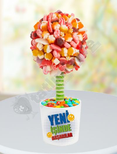Yeni İşinde Başarılar Jelly Ağacı