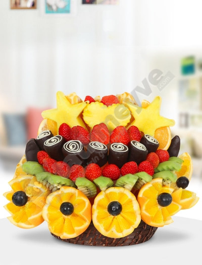 Yummy Fruit Meyve Sepeti