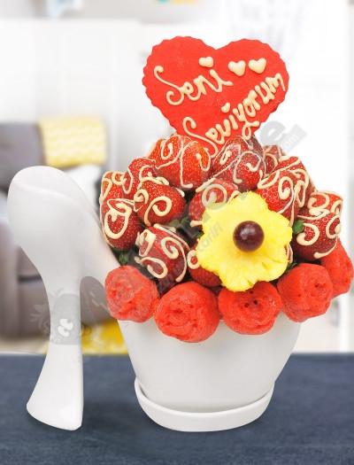 Yummy Meyve Çiçekleri